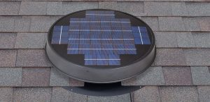 ProChoice Solar - Solar Attic Fan1