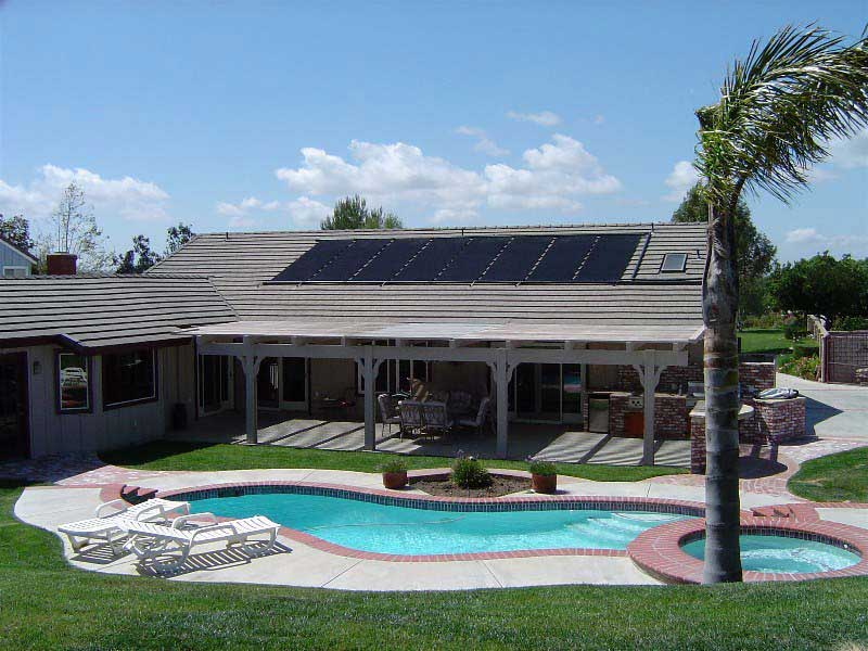 SOLAR WATER & POOL HEATERS – ProChoice